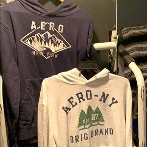 Aeropostale 2XL hoodie bundle